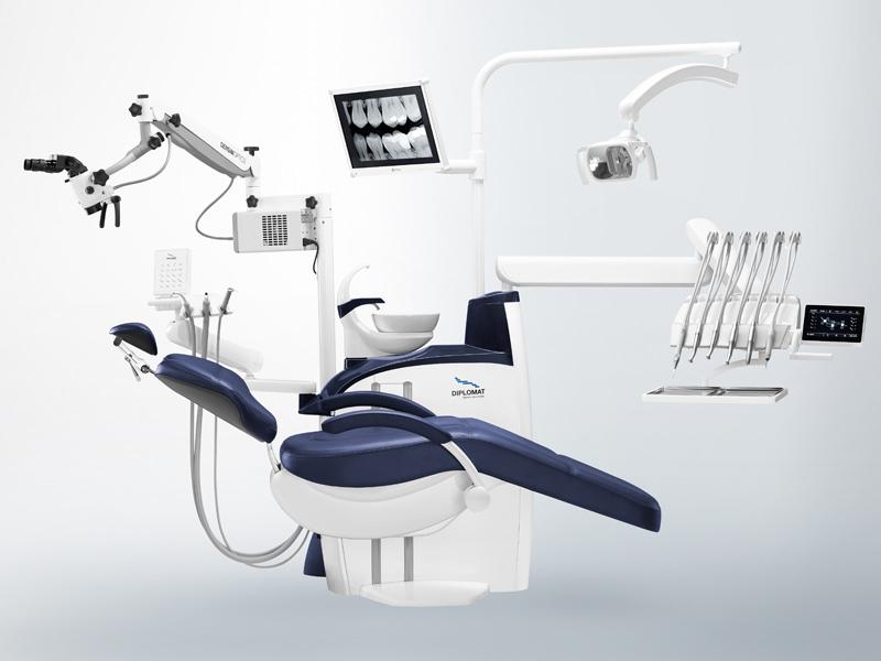 چگونه یک یونیت دندانپزشکی خوب تهیه کنیم؟ 2